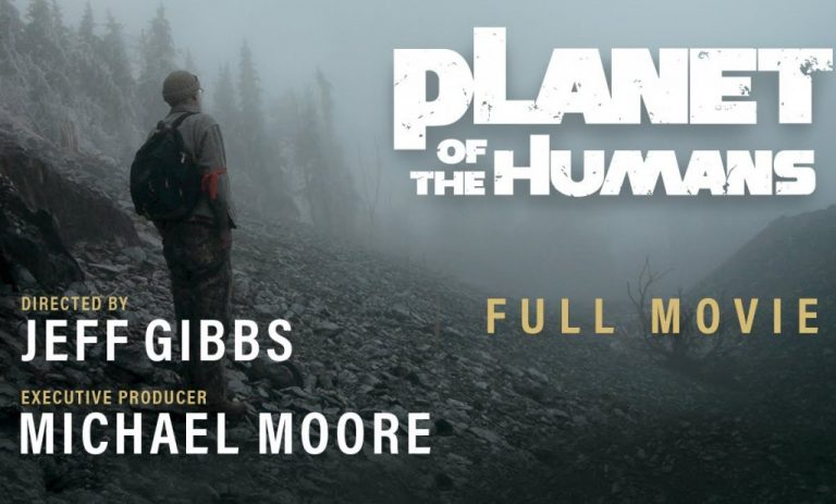 Michael Moore: Planet of the Humans