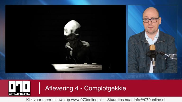 070online.nl – Aflevering/Podcast 4 – Complotgekkie