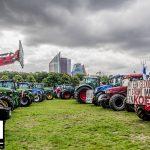Boerenprotest: Demonstratie netjes verlopen